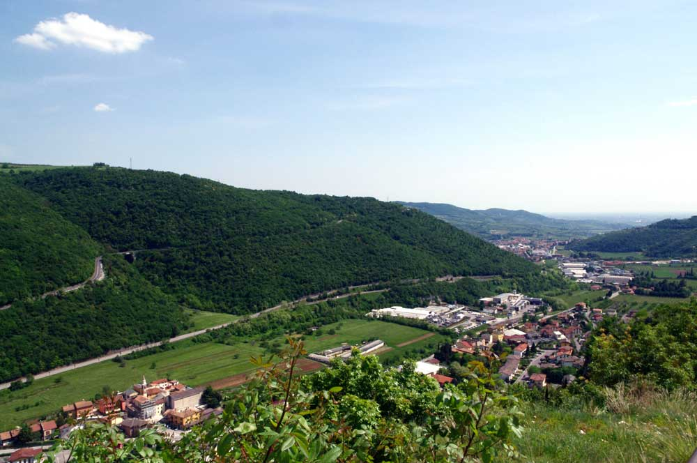 Valpantena Valle degli dei di ForteGuscio